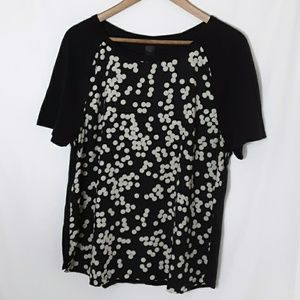 Ann Taylor short sleeve top